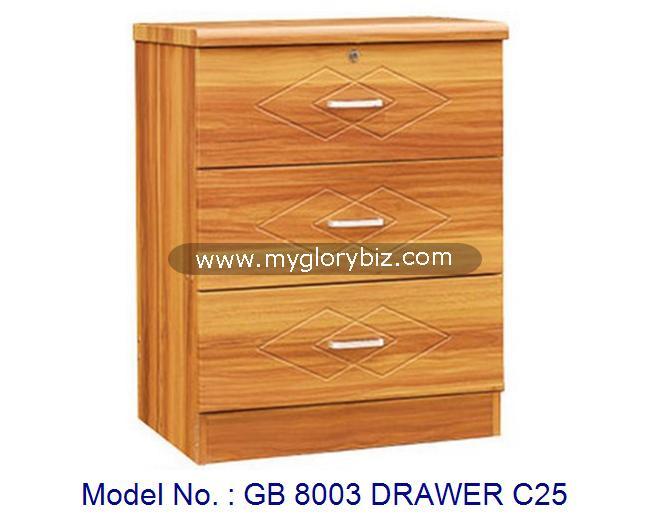 GB 8003 DRAWER C25